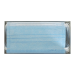 Octofund Blue Level 3 Procedure 3-Ply Face Mask