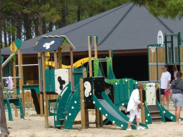 Camping 5 Atlantic Club Montalivet Location Nouvelle