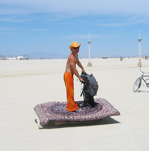 Magic Carpet Ride     Magic Carpet Ride   Burning Man 2006
