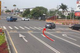 有關闖紅燈的認定 - 交通業務宣導