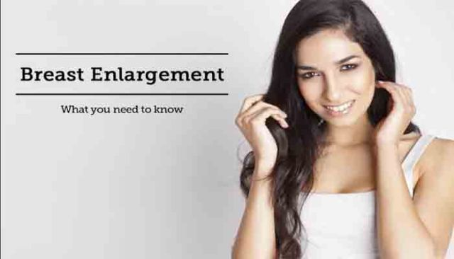 Breast Enlargement - What You Must Know