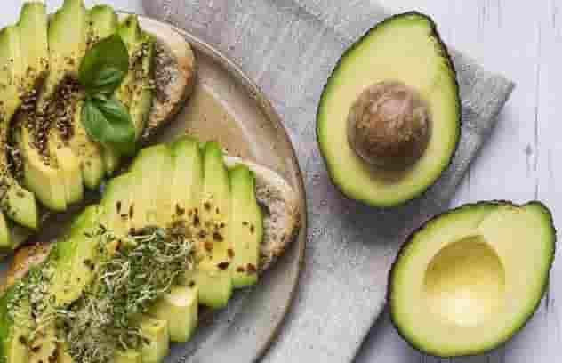 Eat healthy fats