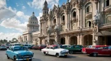 古巴美景深度8天遊