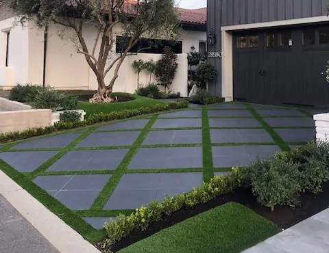 4 Ways to Elevate Your Backyard with Artificial Grass - OC ... on Turf Yard Ideas id=98456