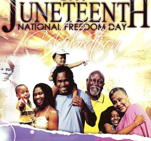 Juneteenth Celebration in Orange at Riverfront Pavilion