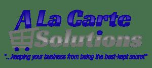 A La Carte Solutions