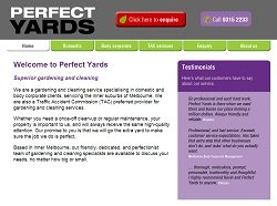 Perfect Yards