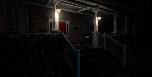 Paranormal Activity: Lost Soul game screenshot courtesy Steam