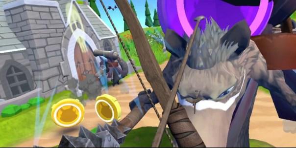 Wolf Must Die game screenshot courtesy Steam