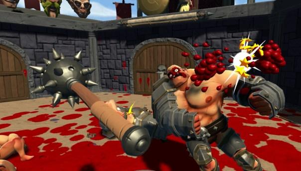 Gorn game screenshot courtesy Steam