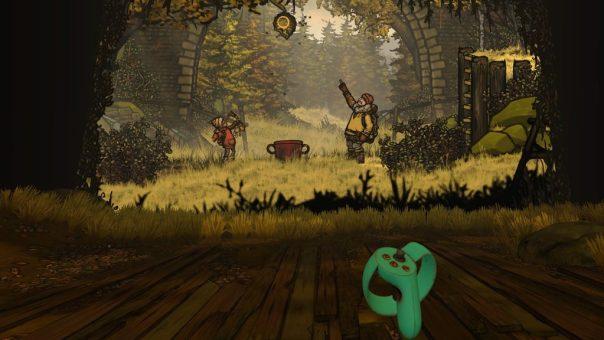 The Lost Bear game screenshot courtesy Oculus