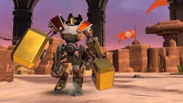 Brass Tactics - screenshot courtesy Oculus