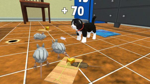 Konrad the Kitten - screenshot courtesy Steam