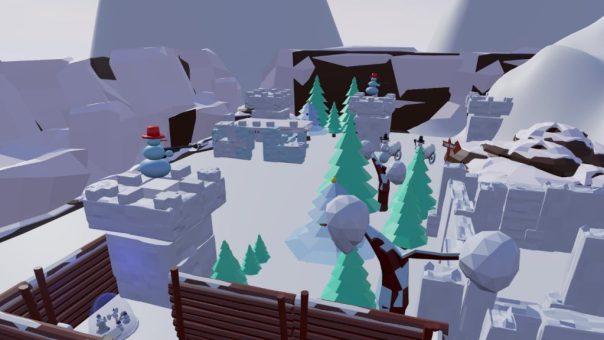 Save Snegurochka! - screenshot courtesy Steam