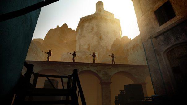 SACRALITH - screenshot courtesy Steam