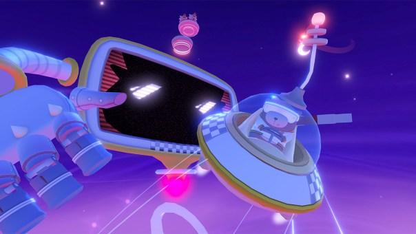 Starbear: Taxi - screenshot courtesy Steam