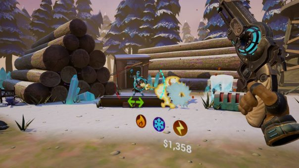 The ArcSlinger - screenshot courtesy Steam