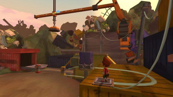Along Together - screenshot courtesy Steam