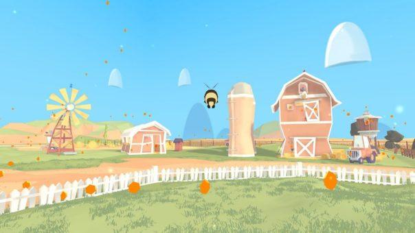 Funny Farm - screenshot courtesy Oculus