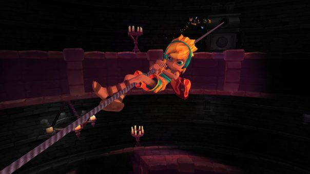 Lila's Tale - screenshot courtesy Oculus