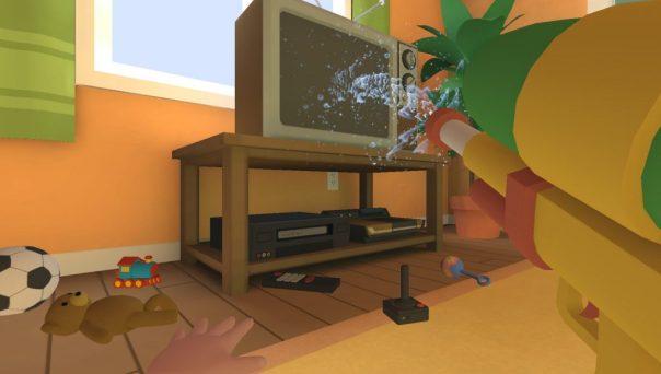 Baby Hands game screenshot courtesy Steam