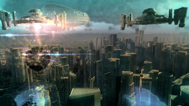 Megaton Rainfall game screenshot courtesy Steam