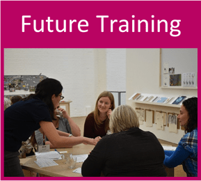 Learn more about our current training programme and find your perfect course!