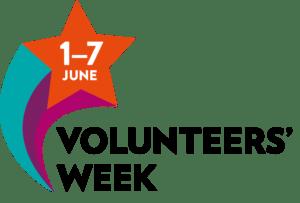 National Volunteers Week logo