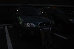 芦安の駐車場