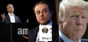 Preet Bharara and Amazon