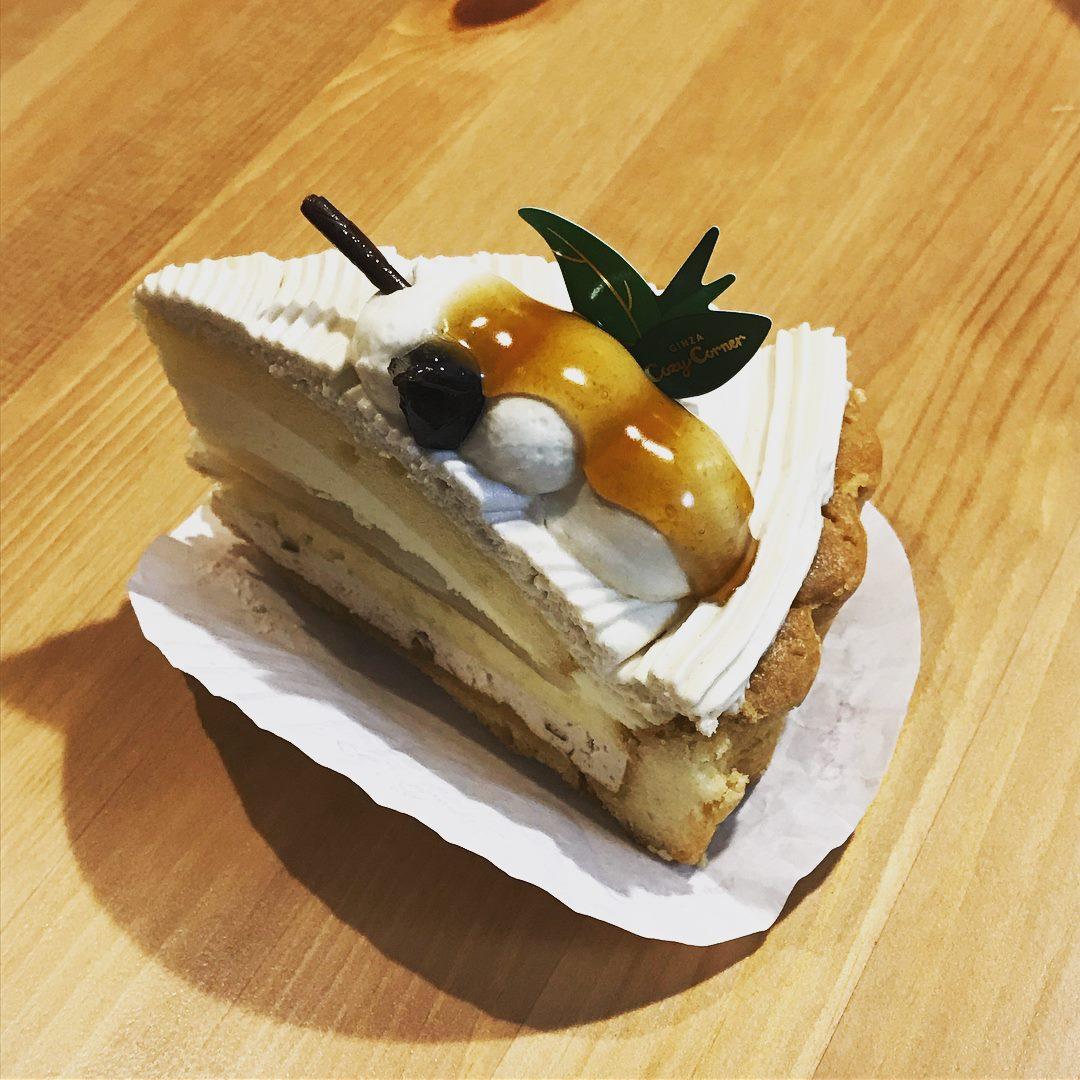 おだんごケーキ