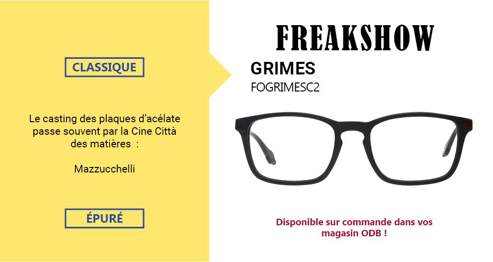 Freakshow Grimes FOGRIMESC2