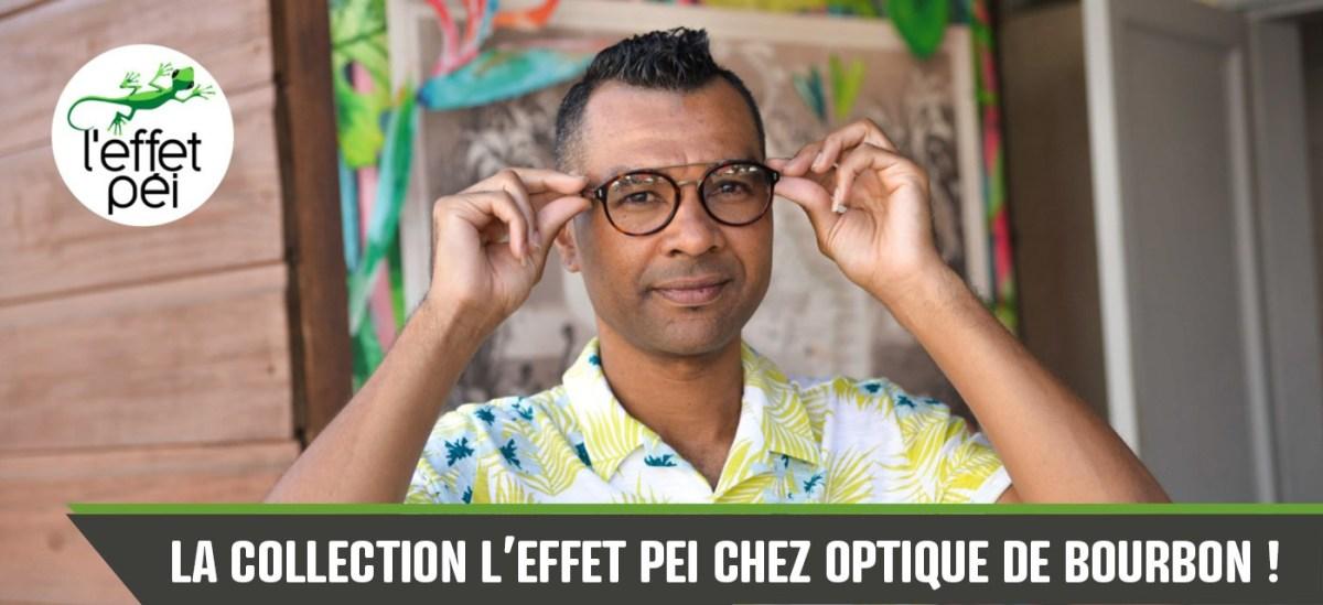 La collection d'optique Effet Pei chez ODB