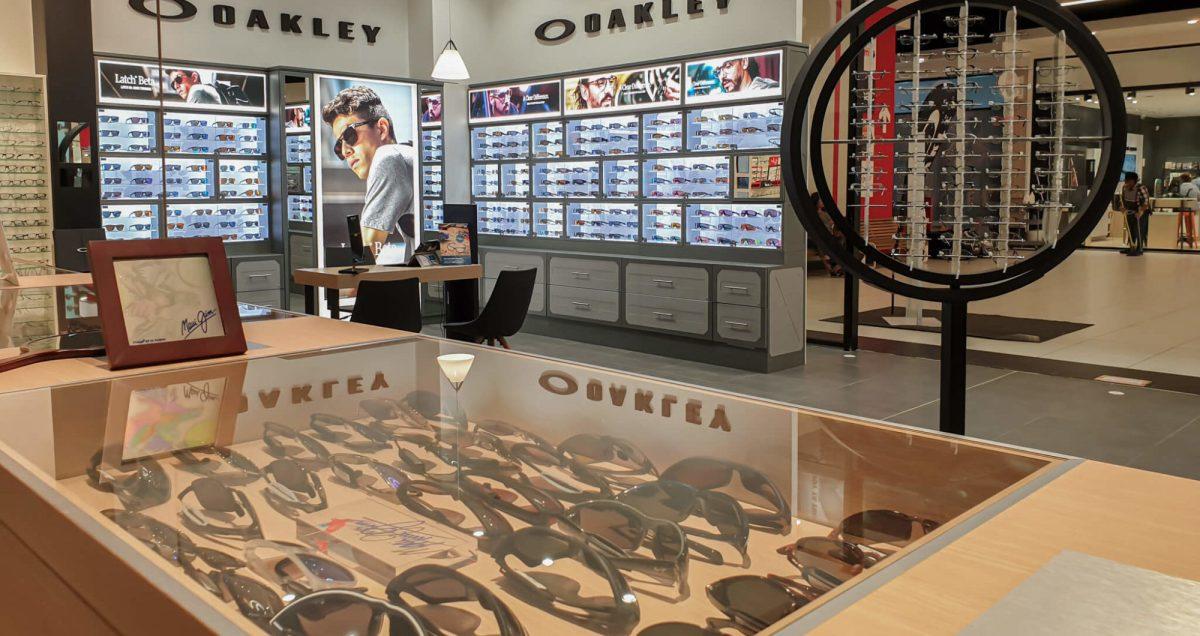 Corner Oakley Sport solaires