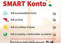 Darmowe konto osobiste bank smart
