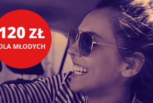 Konto młodzieżowe eKonto +120 zł premii