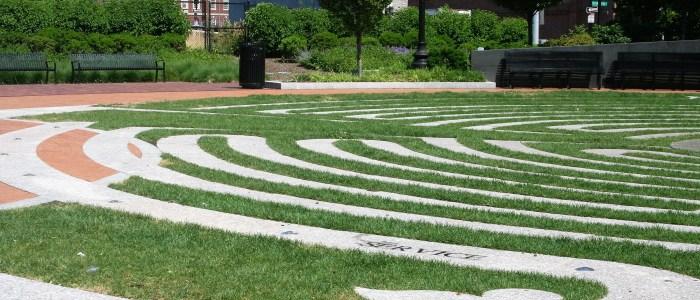 """""""Labyrinth"""" © Edward S. Gault"""