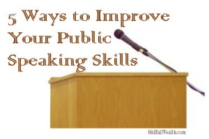 how to improve your speaking skills pdf