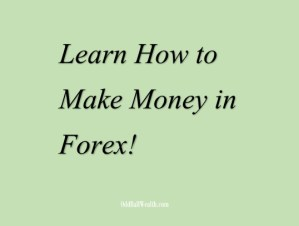 How to make money in forex for free