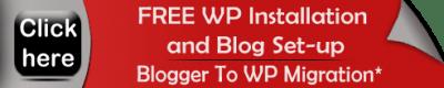 Blogger to WordPress Migration
