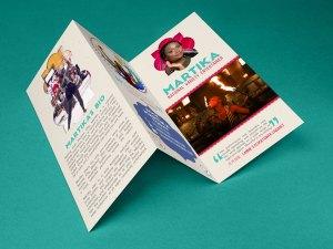 Martika - Tri-Fold Brochure