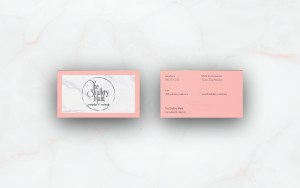 The Skullery Maid - Business Cards