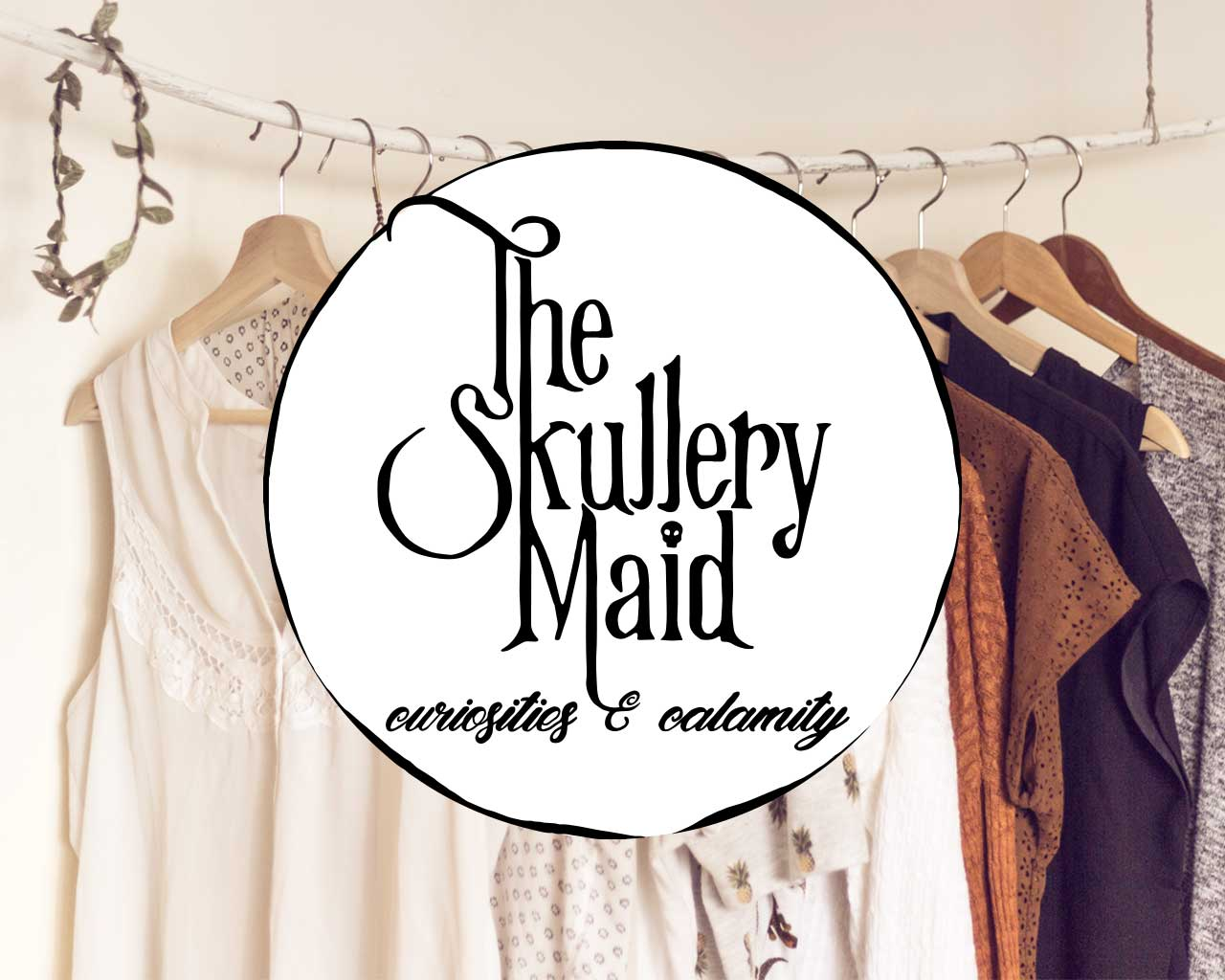 The Skullery Maid