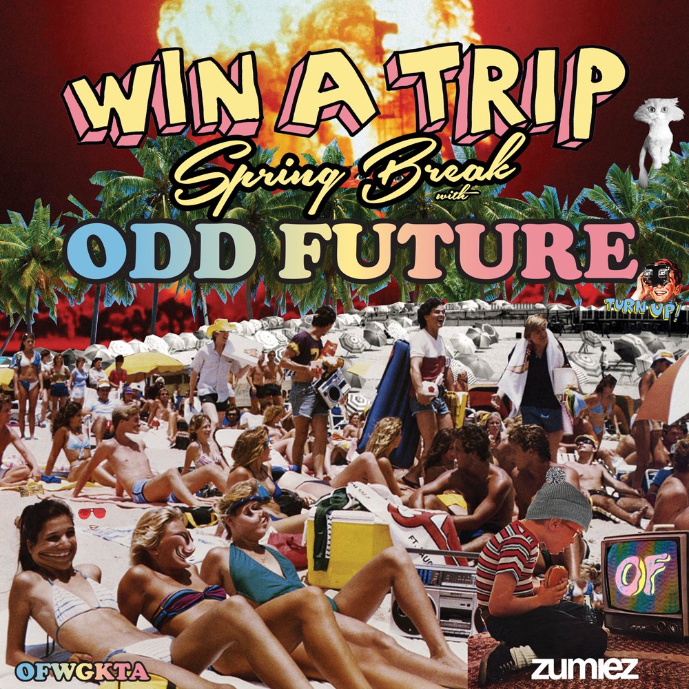 Zumiez - Spring Break With Odd Future