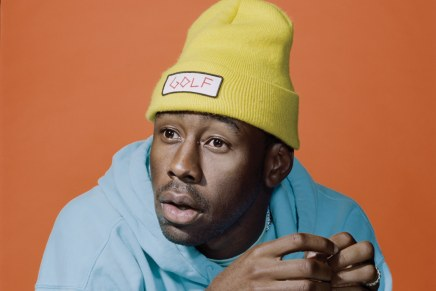 Tyler, the Creator Unexpectedly Shows Up To A Fan's Stand-Up Comedy Set