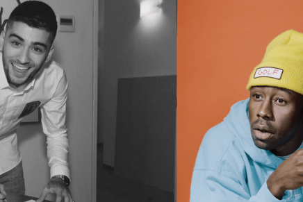 Tyler, the Creator and Zayn Malik Collab Coming Soon?