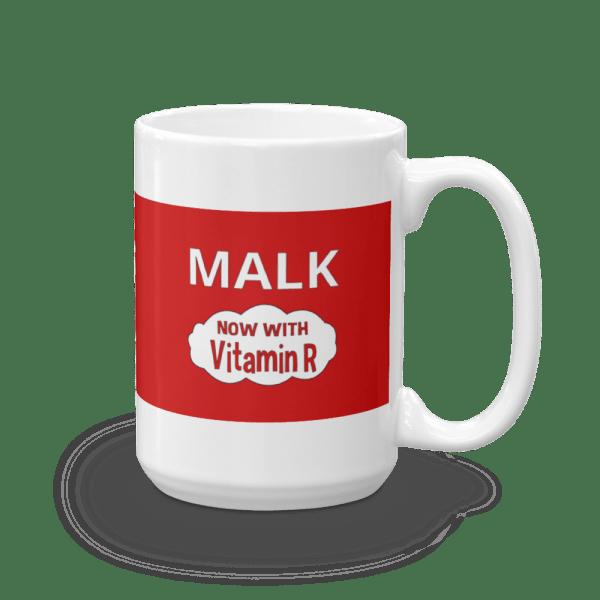 Malk Mug 15 oz.
