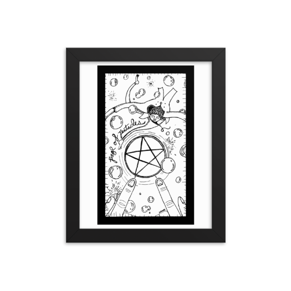 Page of Pentacles – Manifestation/Procrastination