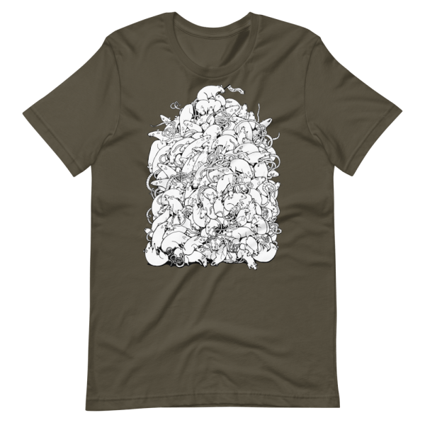 Rat King Shirt – Army