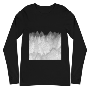 Winter Wonderland Shirt – Black